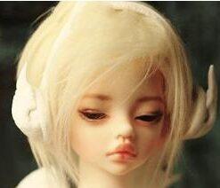 BJD 1 4 Single head