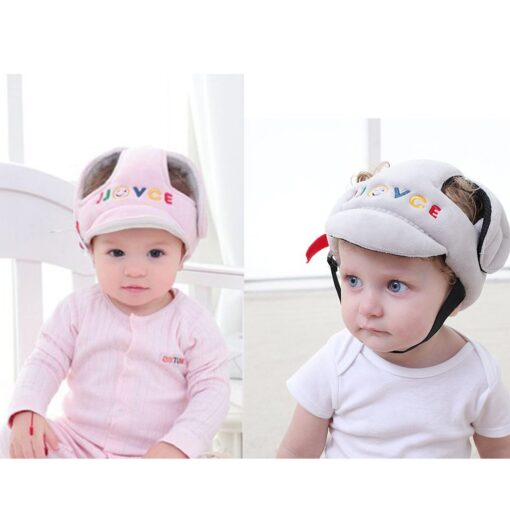 Baby Anti Fall Head Protection Cap Baby Toddler Anti Collision Hat Shatter Resistant Hat Child Safety 1