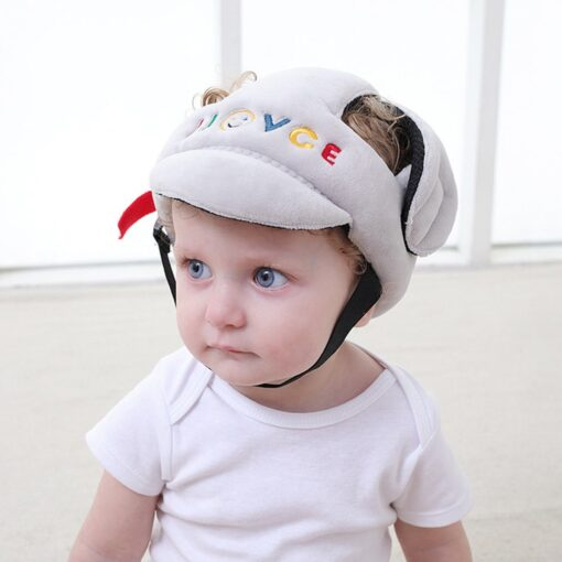 Baby Anti Fall Head Protection Cap Baby Toddler Anti Collision Hat Shatter Resistant Hat Child Safety 4