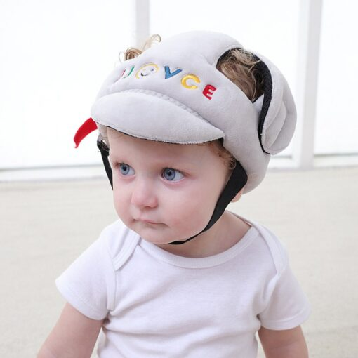 Baby Anti Fall Head Protection Cap Baby Toddler Anti Collision Hat Shatter Resistant Hat Child Safety