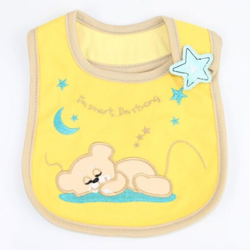 Baby Bib Baby Stuff Baby Newborn Infants Kids Toddler Cotton Waterproof Bibs Saliva Towel 2019 15 3