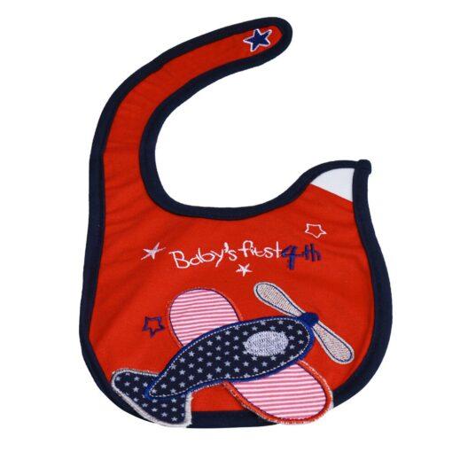 Baby Bibs Cute Cartoon Pattern Baby Newborn Infants Kids Bandana Toddler Cotton Waterproof Bibs Saliva Towel 2