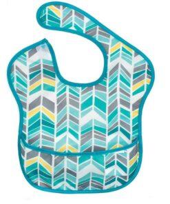 Baby Bibs Newborn Kid Infants Waterproof Stain Resistant Bib With Pocket Saliva Towel Baby Feeding Baberos 3