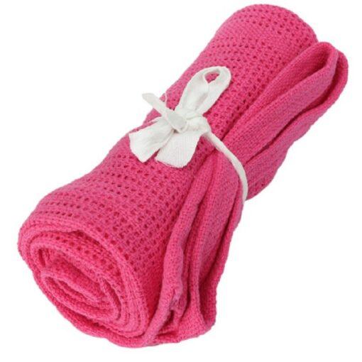 Baby Blanket Cotton Super Soft Kids Month Blankets Newborn Swaddle Infant Wrap Bath Towel Girl Boy 4