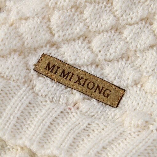 Baby Blankets Spring Knitted Newborn Wrap Super Soft Infant Swaddle Warm Kids Inbakeren Monthly Toddler Bed 4