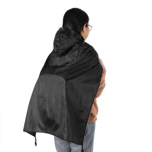Baby Carrier Cover Sling Wrap Wearing Backpack Outdoor Rain Cover Wind Waterproof Baby Carrier Windproof Dustproof 3