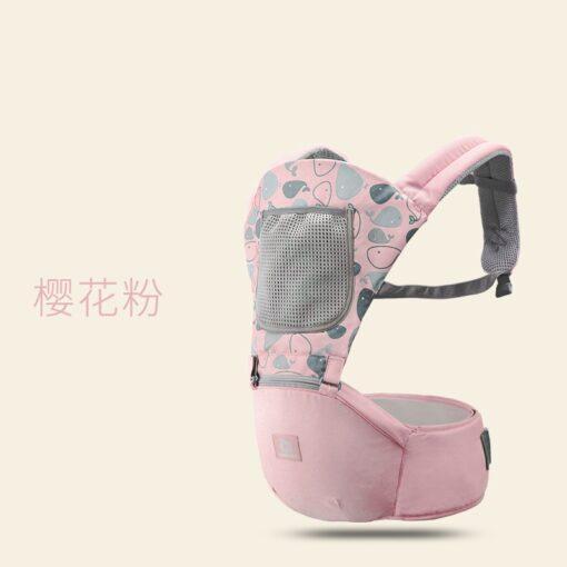 Baby Carrier Ergonomic Sling Front Hug Waist Stool Holding Belt Porte Bebe Kangaroo Hip Seat Versatile 1