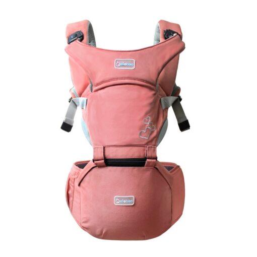 Baby Carrier Ergonomic Sling Front Hug Waist Stool Holding Belt Porte Bebe Kangaroo Hip Seat Versatile 3