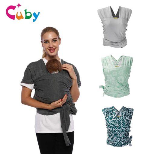 Baby Carrier Sling for Newborns Sling Ring Ergo Backpack Wrap Baby Kangaroo Manduca Infant Breathable Baby