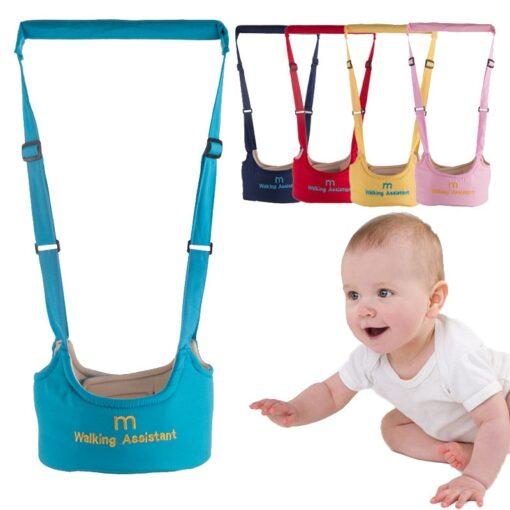 Baby Carrier Walker Wings For Kinder Pula Kangaroo Assistant Harness Backpack Andador Para Bebe Ceinture Toddler 1