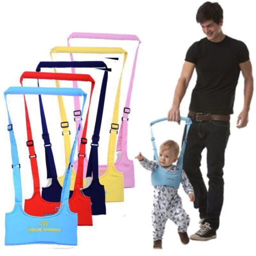 Baby Carrier Walker Wings For Kinder Pula Kangaroo Assistant Harness Backpack Andador Para Bebe Ceinture Toddler