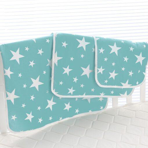 Baby Diaper Changing mat Infants Portable Foldable Washable Waterproof Mattress travel pad floor mats cushion reusable 5
