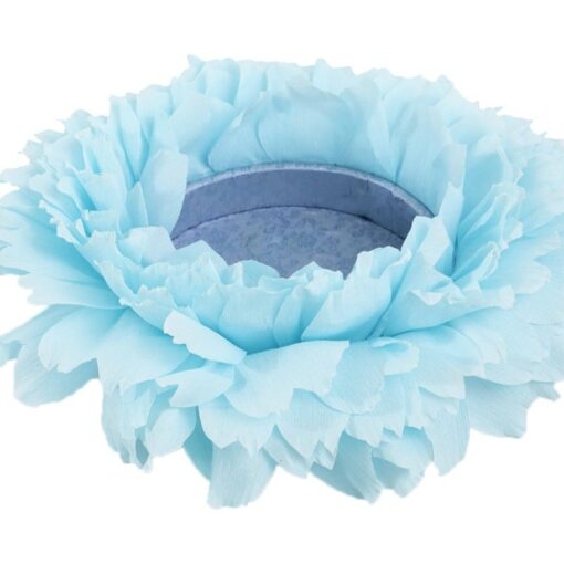 Baby Flower Shaped Posing Container Newborn Infant Big Petal Photography Props 1