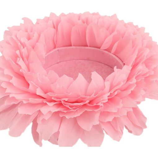 Baby Flower Shaped Posing Container Newborn Infant Big Petal Photography Props 2