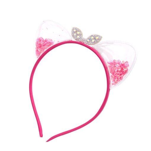 Baby Girls Headband Kids Headwear Princess Hairbands Hair Accessories Headdress Hair Ornament Dropshipping 5