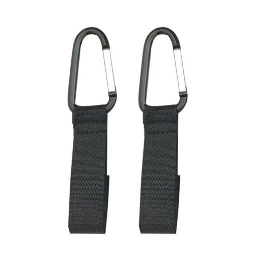 Baby Hanger Baby Bag Stroller Hooks Shopping Pram Hook Prop Hanger Metal Convenient Hook Clip Stroller 5