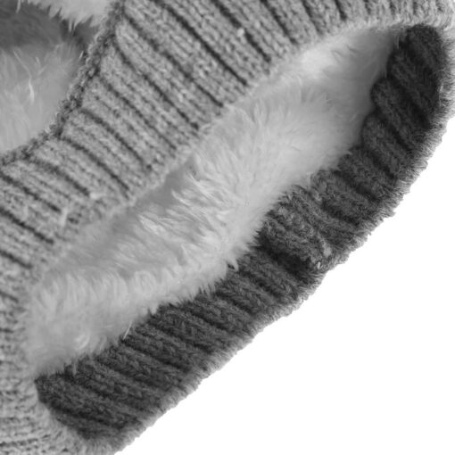 Baby Hat Autumn Winter Toddler Knitted Hats For Kids Girls Rabbit Long Ear Hat Baby Bunny 5