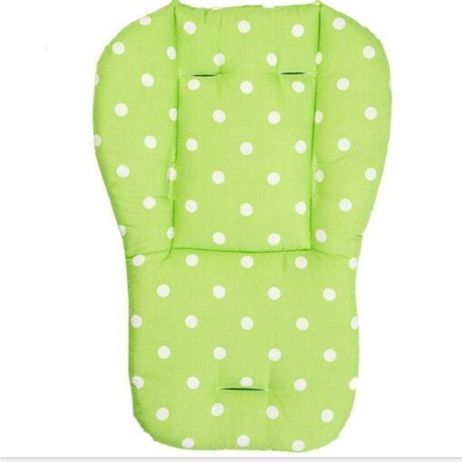 Baby Kids Children High Chair Cushion Cover Booster Mats Pads Feeding Chair Cushion Stroller Seat Cushion 4