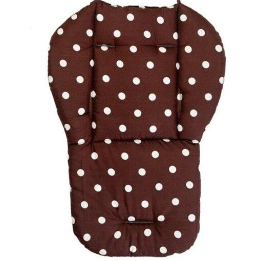 Baby Kids Children High Chair Cushion Cover Booster Mats Pads Feeding Chair Cushion Stroller Seat Cushion 5