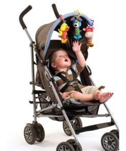 Baby Kids Rattle Toys Cartoon Animal Plush Hand Bell Baby Stroller Crib Hanging Rattles Infant Baby 1