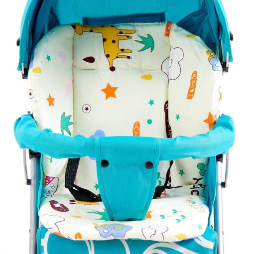 Baby Stroller Accessories Seat Cushion Child Pushchair Pad Newborn Pram Carriages Cart Soft Cushion Toddler Infant 1