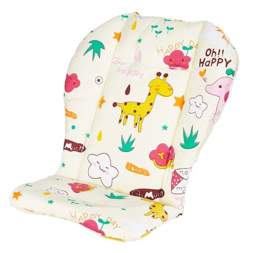 Baby Stroller Accessories Seat Cushion Child Pushchair Pad Newborn Pram Carriages Cart Soft Cushion Toddler Infant 2