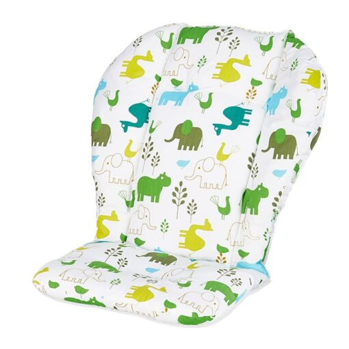 Baby Stroller Accessories Seat Cushion Child Pushchair Pad Newborn Pram Carriages Cart Soft Cushion Toddler Infant 4