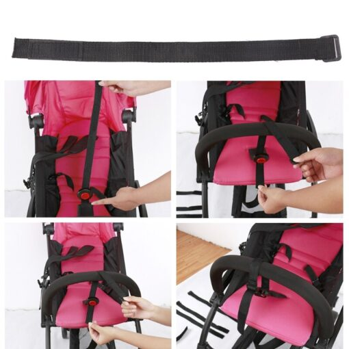 Baby Stroller Accessory Buggy Harness Stroller Font Belt Anti slip Accessories 5