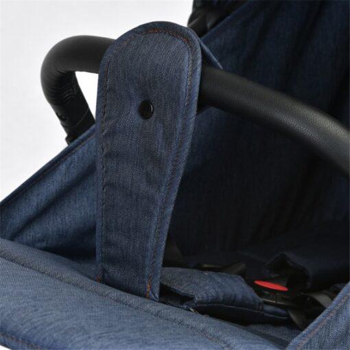 Baby Stroller Accessory Safety Car Pram Strap Chair Buggy Harness Stroller Front Belts Anti slip Stroller 4