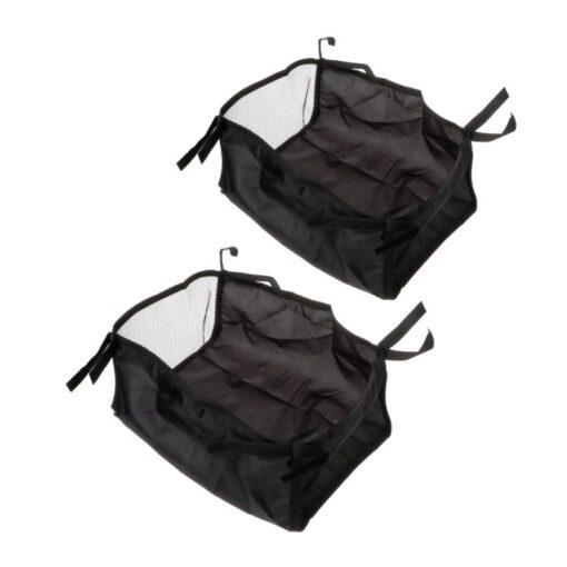 Baby Stroller Basket Newborn Stroller Hanging Basket Pram Bottom Organizer Bag 3