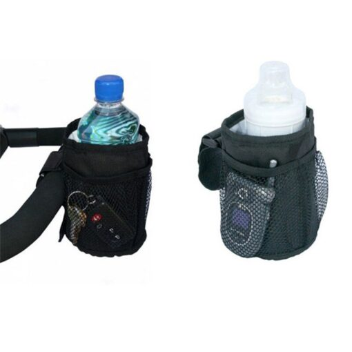 Baby Stroller Cup Holder Special Drink Parent Mug Waterproof Design Cup Bag Strollers Bicycle Universal Bottle 2