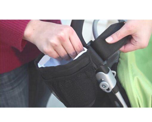 Baby Stroller Cup Holder Special Drink Parent Mug Waterproof Design Cup Bag Strollers Bicycle Universal Bottle 5