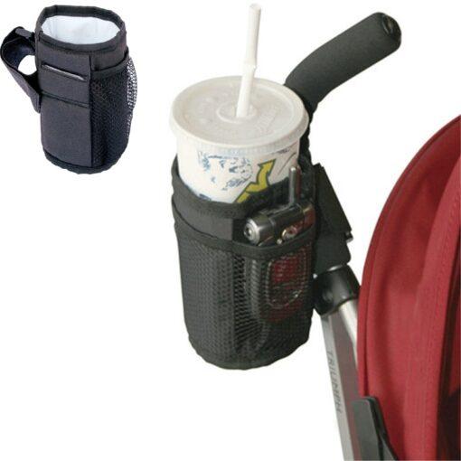 Baby Stroller Cup Holder Special Drink Parent Mug Waterproof Design Cup Bag Strollers Bicycle Universal Bottle
