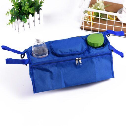 Baby Stroller Organizer Baby Prams Carriage Bottle Cup Holder Bag for Pram Buggy Baby Stroller Accessories 2