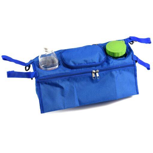 Baby Stroller Organizer Baby Prams Carriage Bottle Cup Holder Bag for Pram Buggy Baby Stroller Accessories