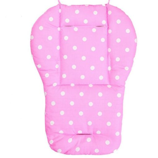 Baby Stroller Seat Cushion Stroller Mat Pushchair Car Colorful Soft Mattresses Carriages Seat Pad Accessories 1