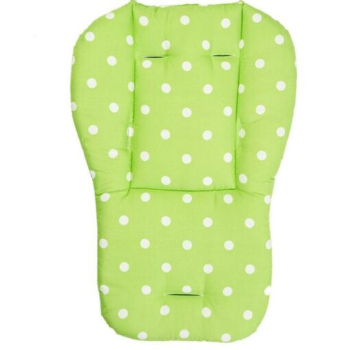 Baby Stroller Seat Cushion Stroller Mat Pushchair Car Colorful Soft Mattresses Carriages Seat Pad Accessories 2