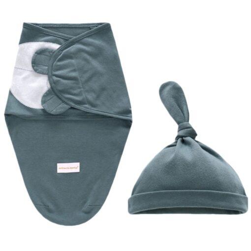 Baby Swaddle Blanket Newborn Envelope Cotton Infant Cocoon Sleep sack Baby Swaddling Wrap Bedding 0 6