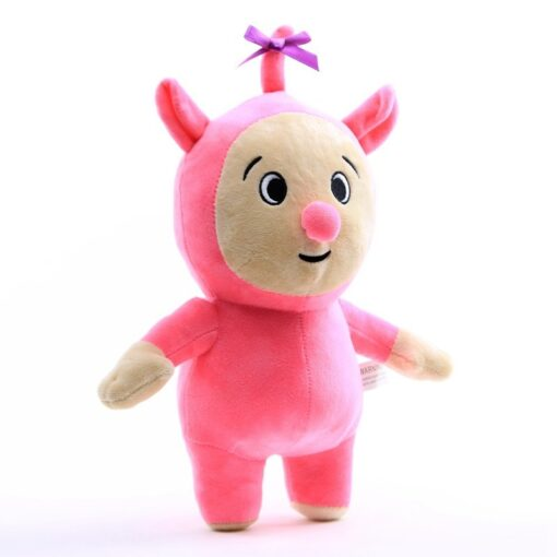 Baby TV Billy and Bam Cartoon Plush Figure Toy Soft Stuffed Doll For Kid Birthday Christmas 2