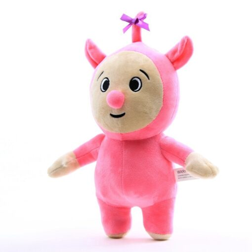 Baby TV Billy and Bam Cartoon Plush Figure Toy Soft Stuffed Doll For Kid Birthday Christmas 3