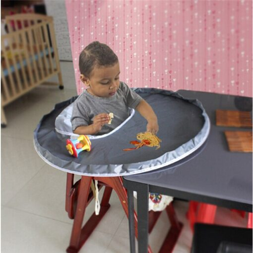 Baby Things Throwing Waterproof Protect Mat New Design Babies Eating Protect Mat Eat Chair Cushion Booster 1