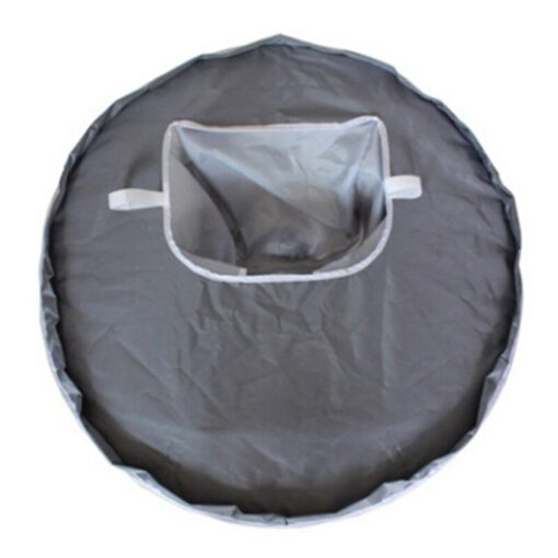 Baby Things Throwing Waterproof Protect Mat New Design Babies Eating Protect Mat Eat Chair Cushion Booster 4