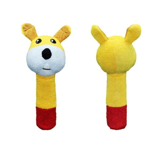 Baby Toy Infant Baby Kids Socks rattle toys Wrist Rattle And Foot Socks Hanging Rattles Plush 2