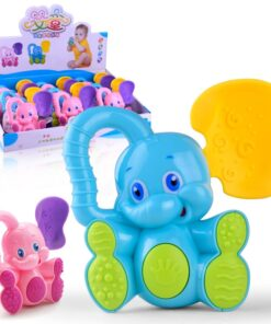 Baby Toys 0 12 months Rattle Hand Knocking Bell Toy Rattles Develop Baby Intelligence Activity Grasping 2