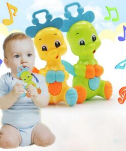 Baby Toys 0 12 months Rattle Hand Knocking Bell Toy Rattles Develop Baby Intelligence Activity Grasping
