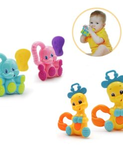 Baby Toys 0 12 months Rattle Hand Knocking Bell Toy Rattles Develop Baby Intelligence Activity Grasping 4