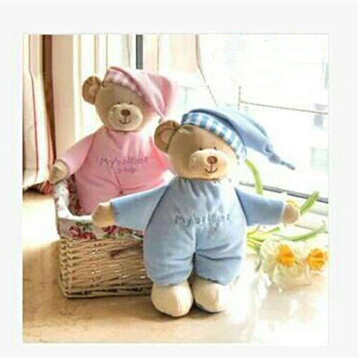 Baby Toys Animal Baby Bear Plush Bear Toy Soft Gift For Baby Child Product Boy Girl 2