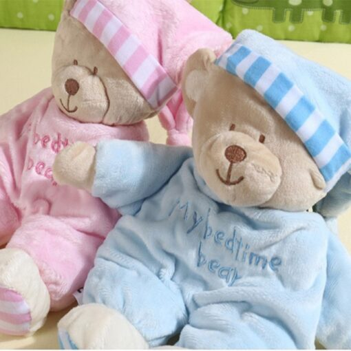 Baby Toys Animal Baby Bear Plush Bear Toy Soft Gift For Baby Child Product Boy Girl 3