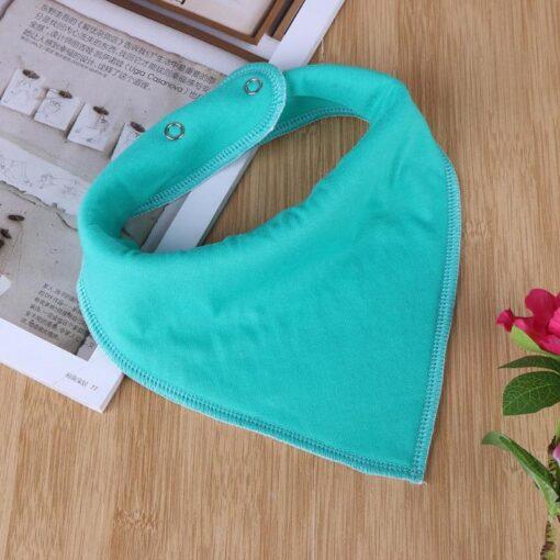 Baby Triangle Bibs Bandana Infantil Feeding Towel Soft Apron Lactation Infant Baby Dribble Bib Burp Cloth 2