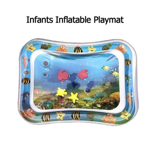 Baby Water Mat Kids Watermat Creative Dual Use Toys Baby Water Play Mat Activity Gym Tapis